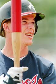Chipper Jones - Younger Years