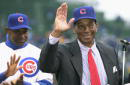 Ernie Banks Honored by Cubs