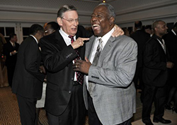 Reflections: Bud Selig says Hank Aaron represented game with grace