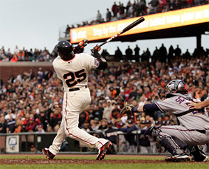 7 MLB players with a chance to break Barry Bonds' all-time home run record
